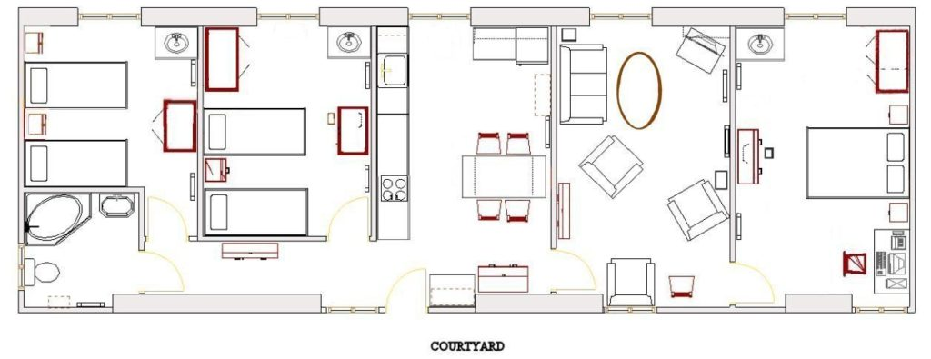 Seaways Floor Plan